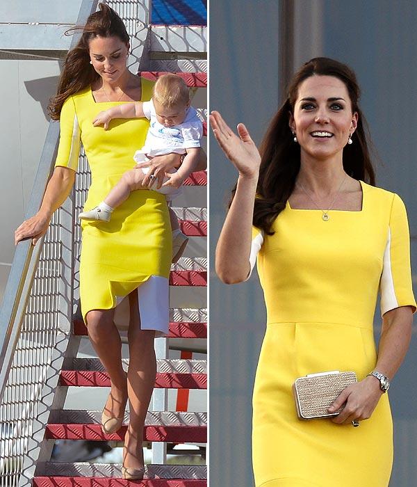 CATHERINE Duquesa de CAMBRIDGE. TOP 5. Las mejor vestidas de la realeza.