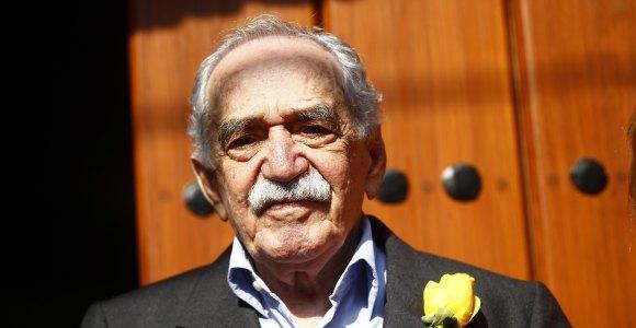 Escritor y periodista Gabriel García Márquez