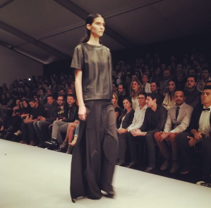 Lorena Saravia. MB Fashion Week México O/I  2014
