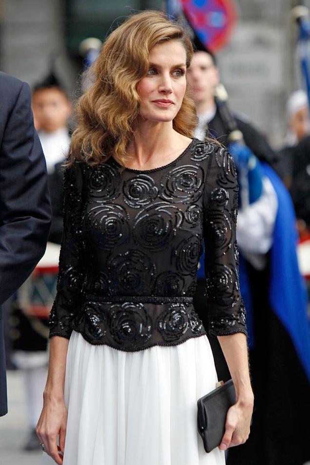LETIZIA ORTIZ. TOP 5. Las mejor vestidas de la realeza.