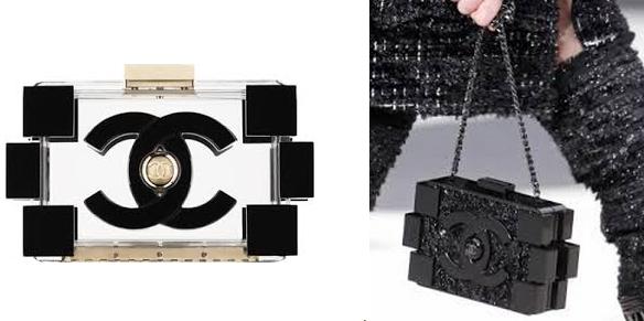 Clutch Chanel. P/V 2014