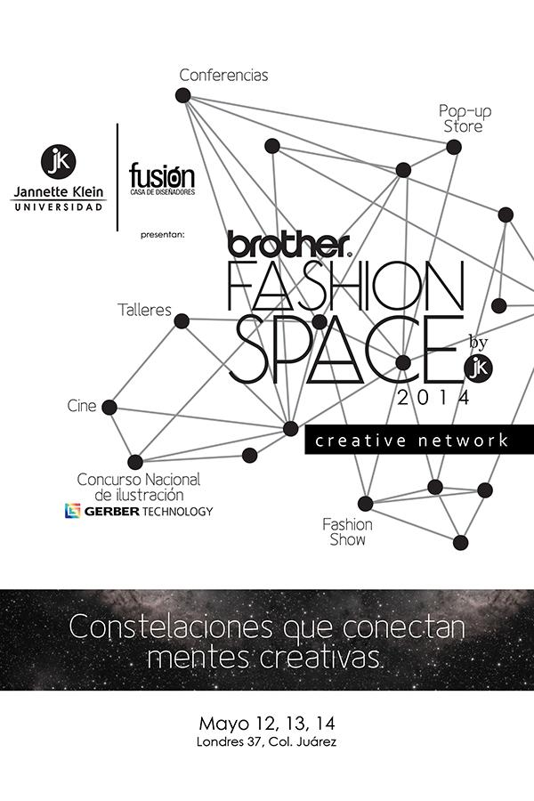 1.-Invitación Brother FASHION-SPACE