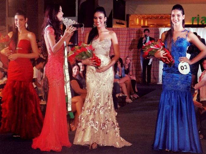 Miss Caruaru - Pernambuco 2014. Brasil