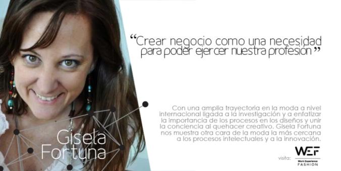 6.-Gisela Fortuna-Work Experience Fashion