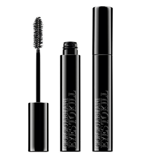Armani eyes to kill excess Mascara