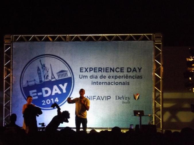 Paulo Barros. Experience Day 2014 - UNIFAVIP DenVy