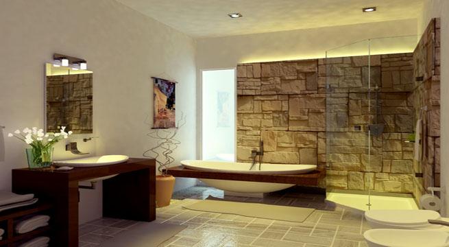 Baños-decorados-al-estilo-Zen