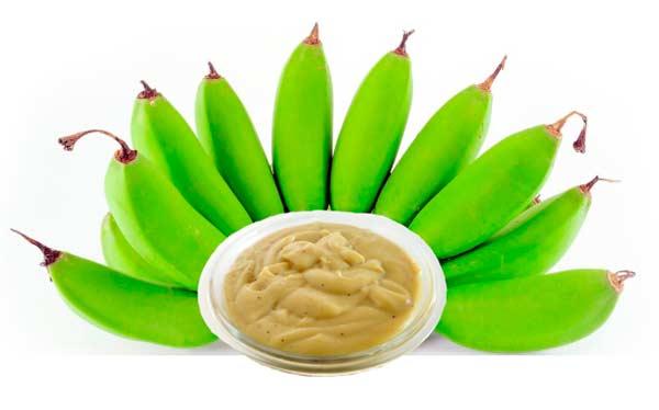 receita com banana verde