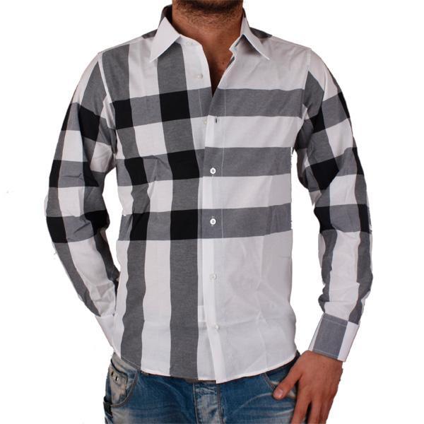 camisa delgado