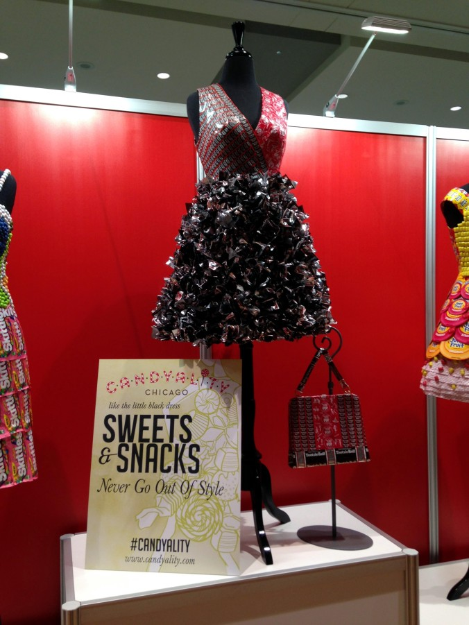 Candyality. Sweets & Snacks Expo 2014. Chicago. www.jaststyle.com