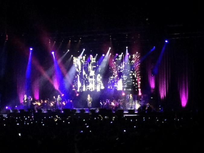 """Concierto Il Divo. Gira """"Musical Affair"""" México 2014"""
