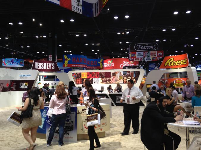 Sweets & Snacks Expo 2014. Chicago. www.jaststyle.com