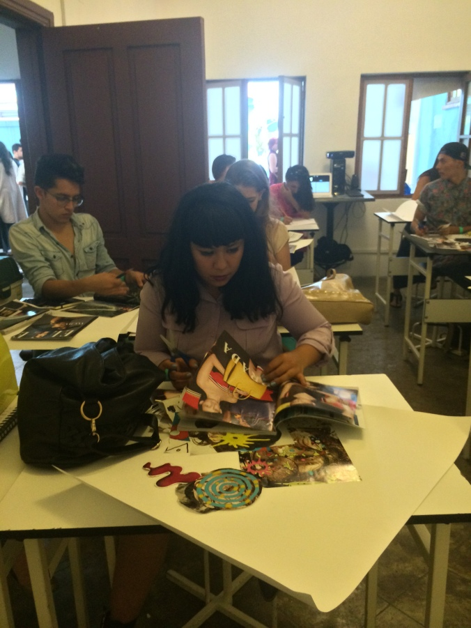 Workshops. Brother Fashion Space 2014.