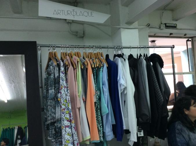 Arturo Laque showroom. Brother Fashion Space 2014
