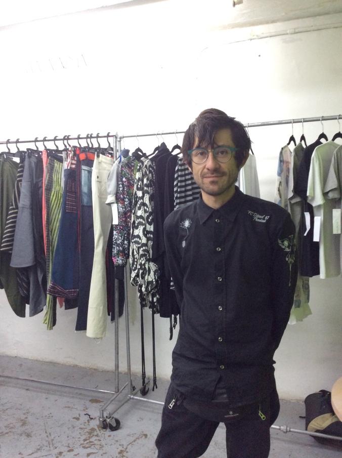 Malafacha showroom. Brother Fashion Space 2014