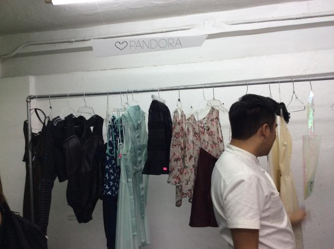 Pandora showroom. Brother Fashion Space 2014