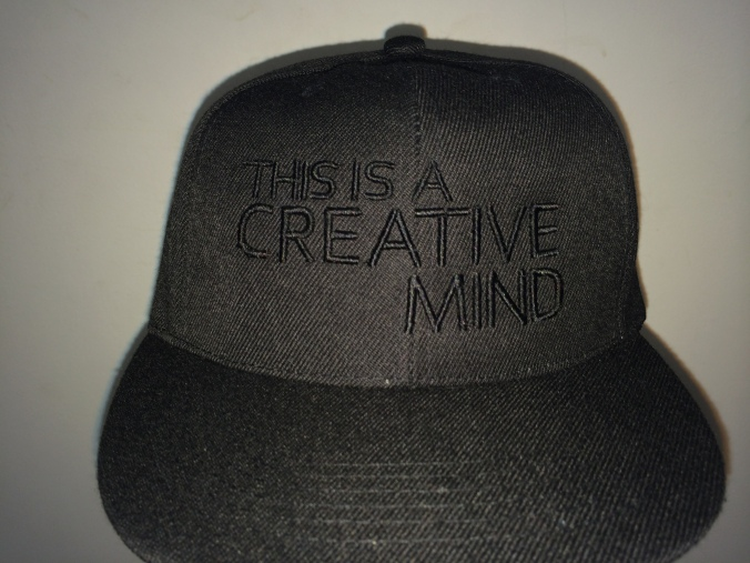 This is a creative mind