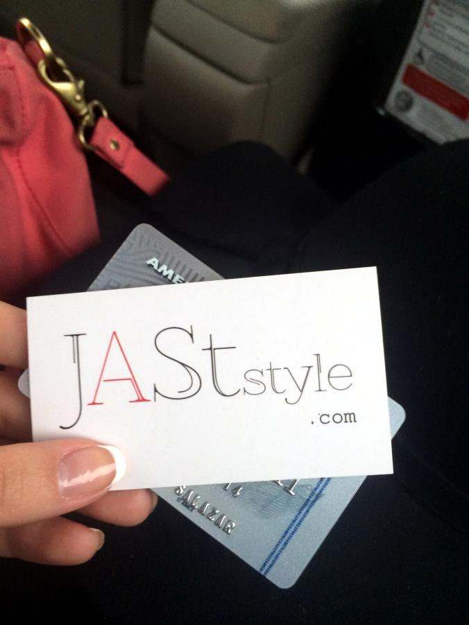 UBERING around Chicago. www.jaststyle.com