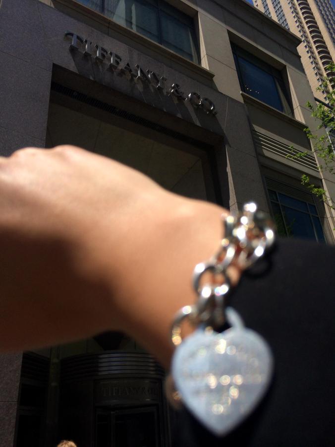 Tiffany & Co (730 N Michigan Avenue) - Magnificent Mile