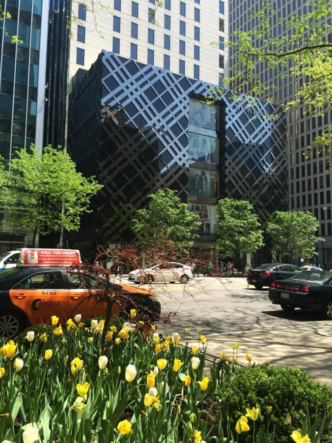 Burberry Chicago (633 N Michigan Avenue) - Magnificent Mile