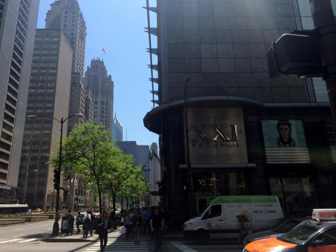 Forever 21 (540 N Michigan Avenue) - Magnificent Mile