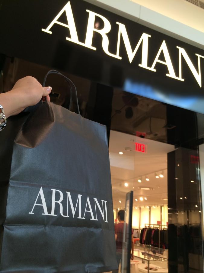 Giorgio Armani (800 N Michigan Avenue) - Magnificent Mile