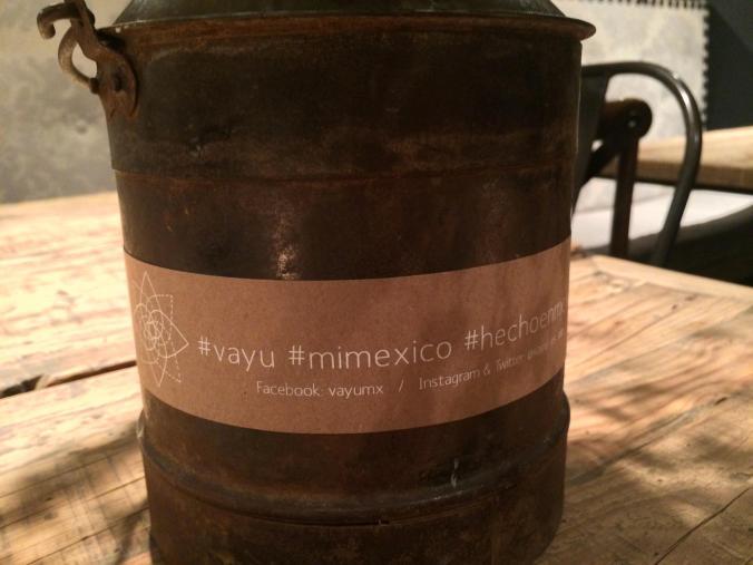 Lanzamiento VAYU. Diseño 100% Mexicano