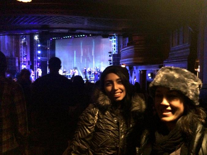 JASTstyle.com en Dominion Theatre (Londres)