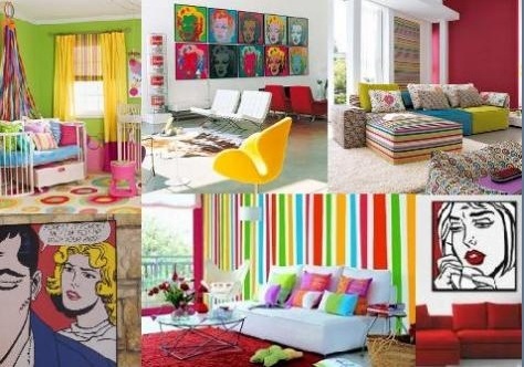 pop textiles
