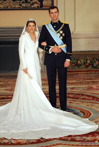 MADRID Spain : Spanish Crown Prince Feli