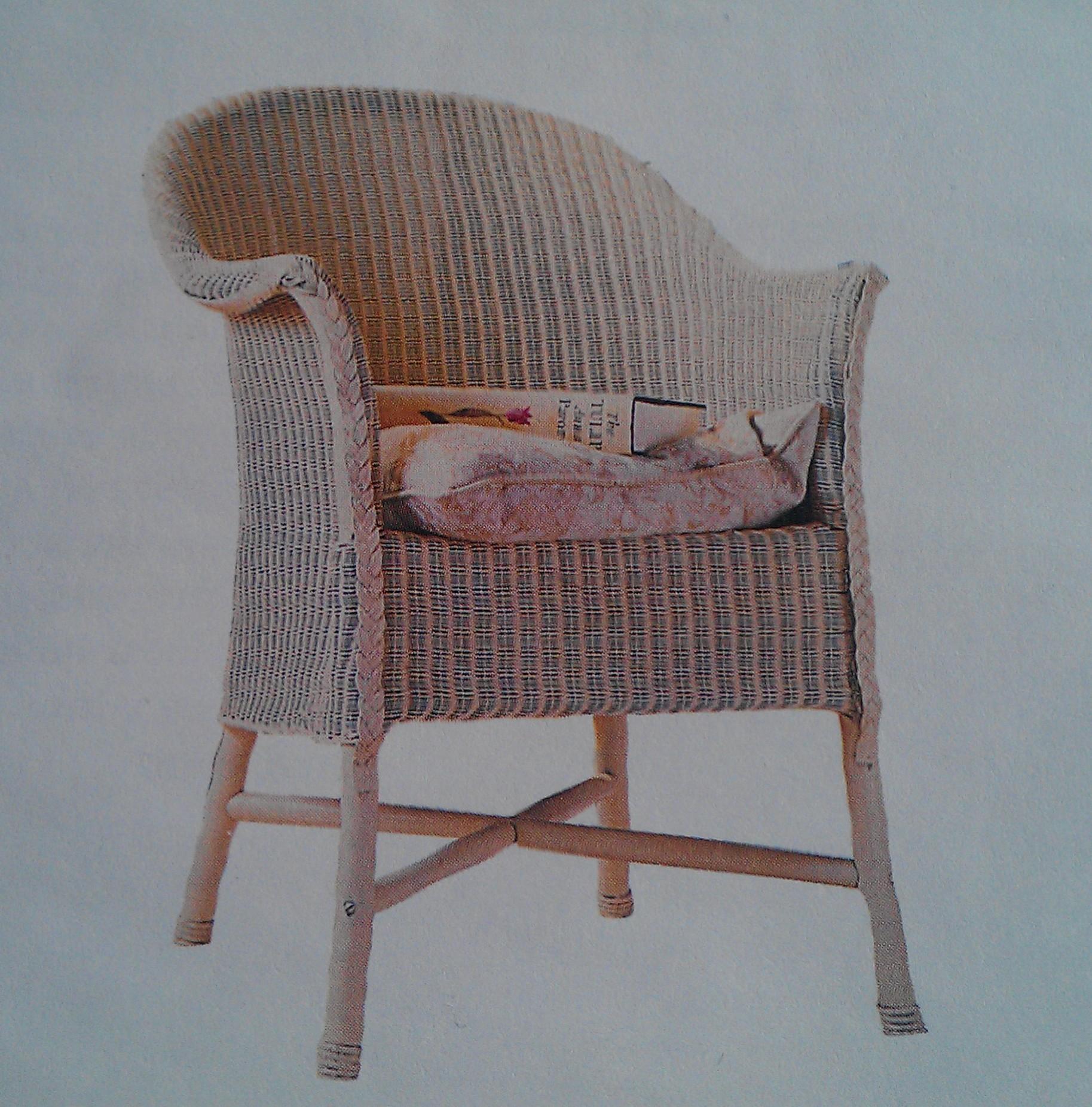 Tips para reparar un sill n de mimbre