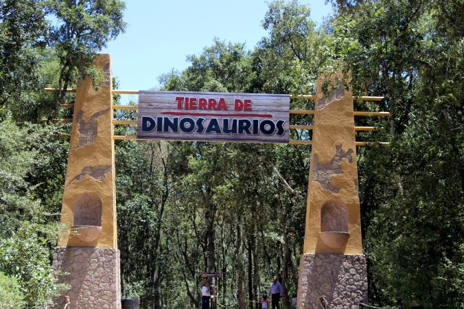 Bioparque estrella. Jilotepec. Mexico. Estado de Mexico