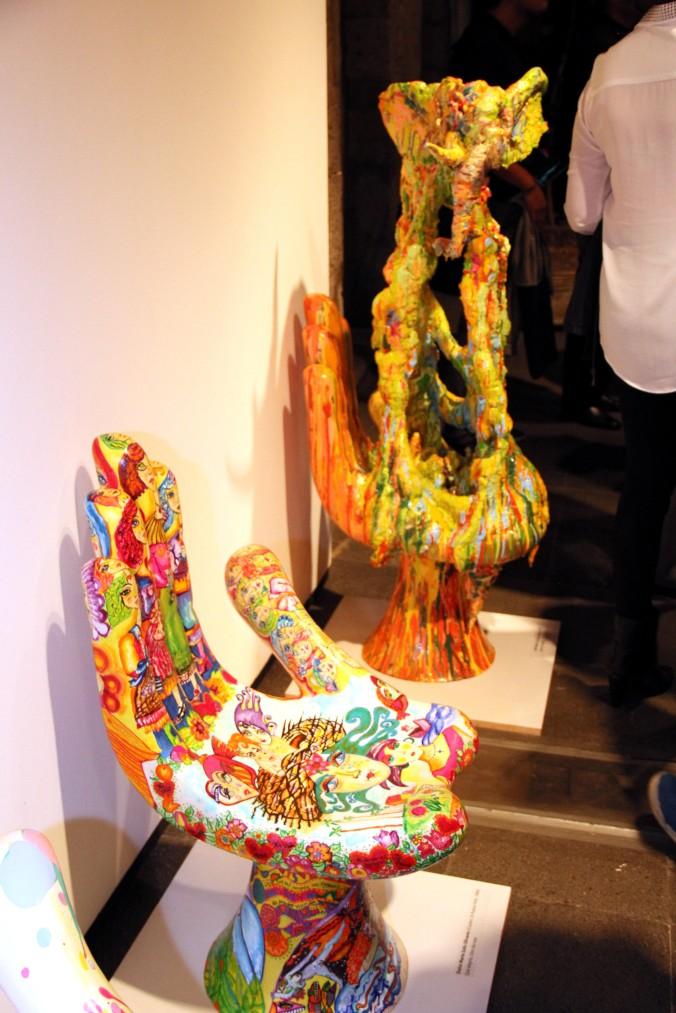 Exposición Manos por México. Museo Franz Mayer (México DF)