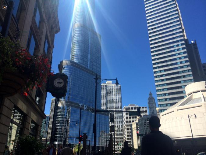 Trump Tower. Chicago @JAStstyle