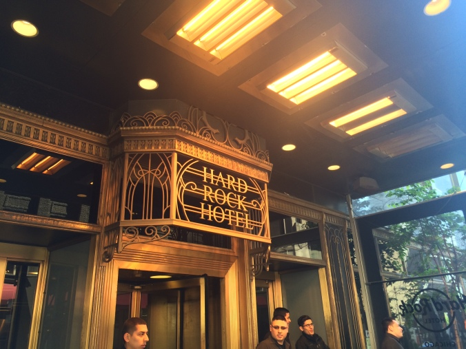 Hard Rock Hotel Chicago @JAStstyle