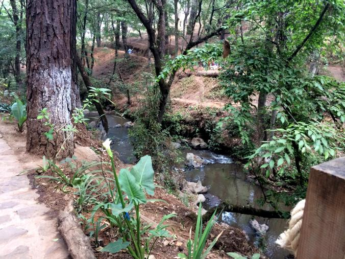Cascadas Velo de Novia. Valle de Bravo (México)