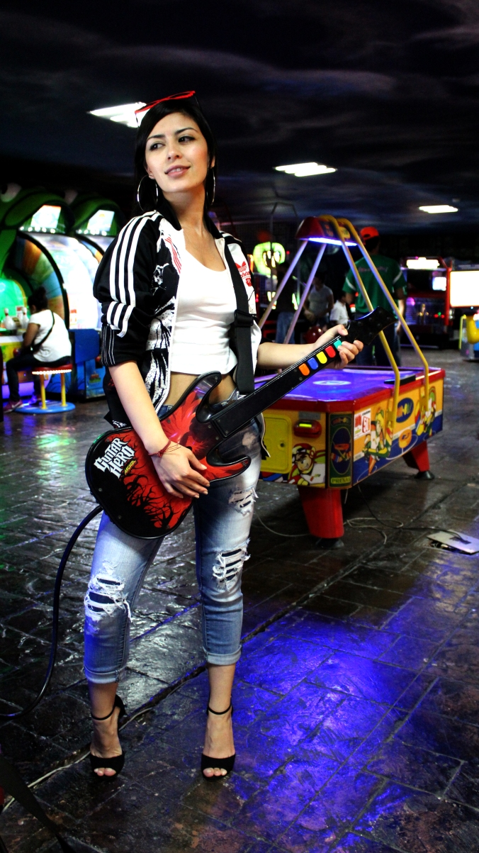 A day at the Amusement Arcade by Adidas Star Wars Edition