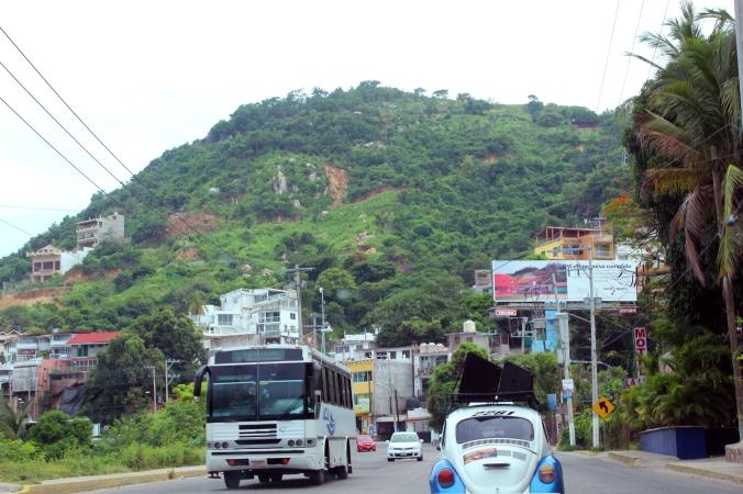 Acapulco - Pie de la Cuesta (México)