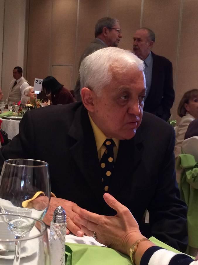 Eduardo Moreno Laparade, presidente de la fundación Mario E. Moreno