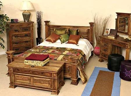 Decoraci n tnica muebles tnicos cool anarchy for Muebles estilo etnico