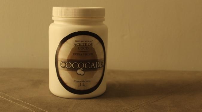 Aceite de coco: COCOCARE