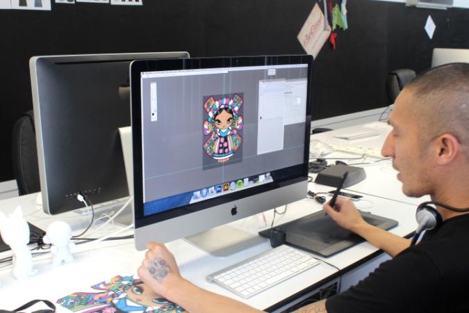 Un día en ¡Ay Güey! marca mexicana de moda