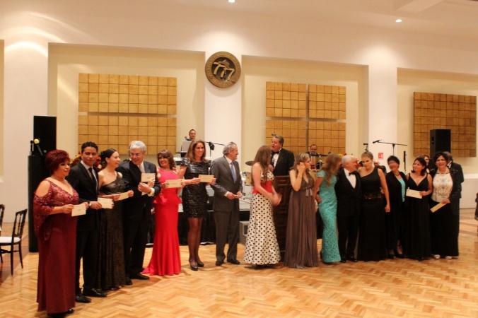 Premios a la Libertad de Expresión 2014 - Fundación Mario E. Moreno