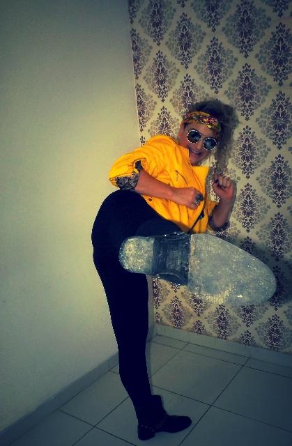 Moda. Madonna nos anos 80's
