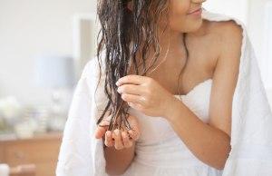 Los 15 mejores usos del aceite de coco. Acondicionador / desenredante cabello