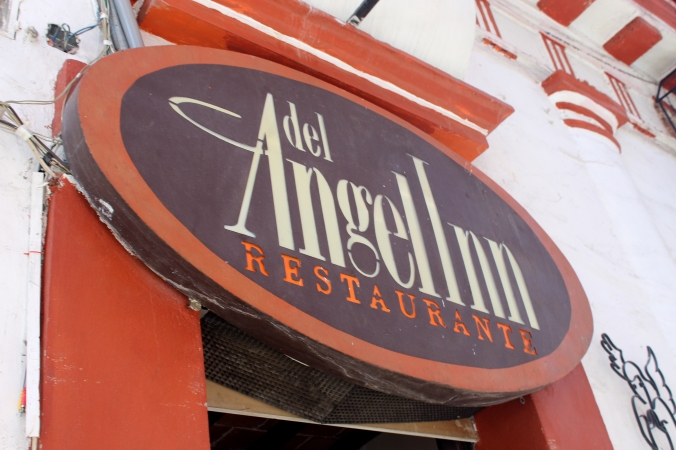 Rest. San Angel Inn. Destino: Taxco (Pueblo Mágico - México)
