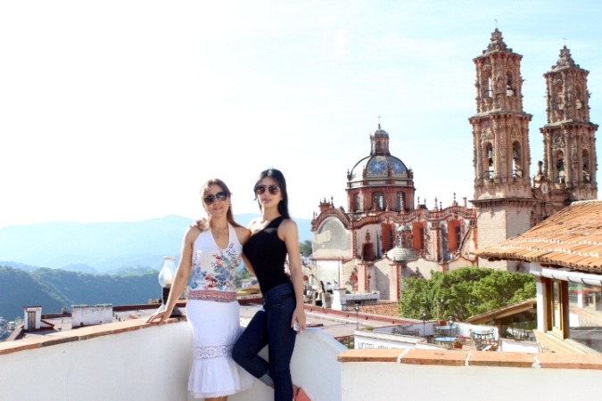 Destino: Taxco (Pueblo Mágico - México)