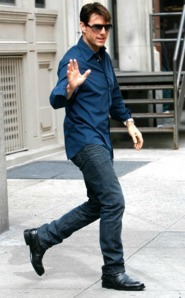 Tom Cruise (1,70m)