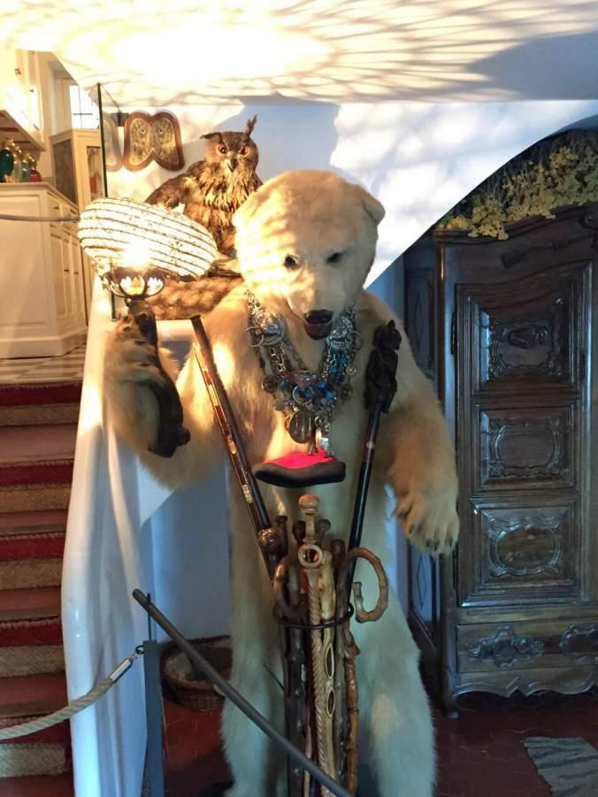 Casa Salvador Dalí (Portlligat) - Rebedor de l'Ós