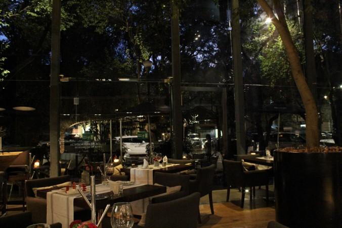 Restaurante La Colomba de Veracroxe (Roma Norte - México)